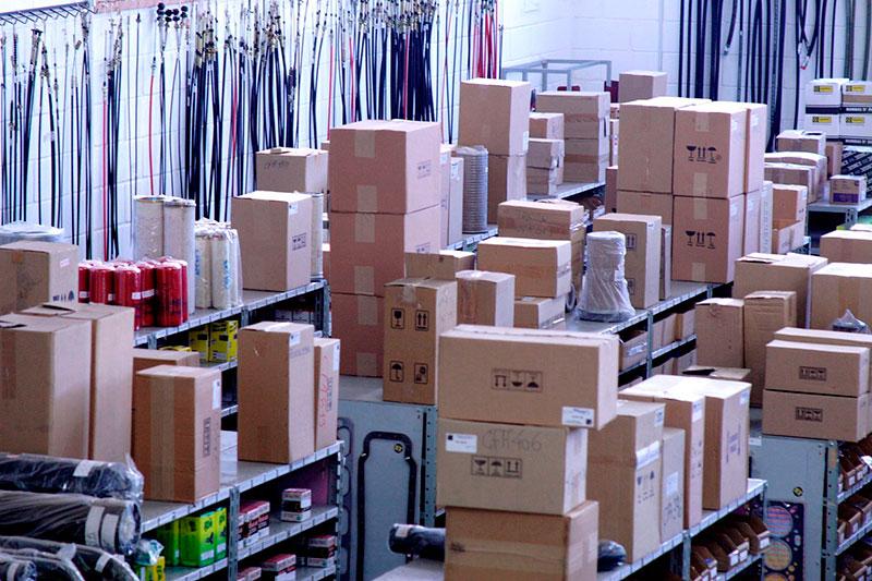 Acessórios para máquinas pesadas