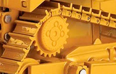 Indústria de peças para tratores