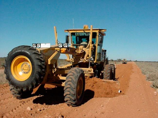 Peças para máquinas pesadas usadas