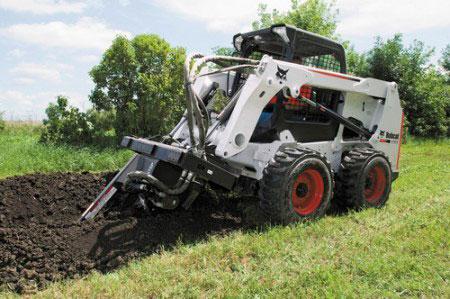 Peças para tratores e máquinas de terraplenagem